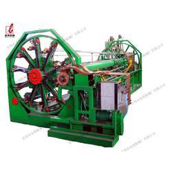 钢筋笼全自动滚焊机、全自动滚焊机、水利机械厂图片