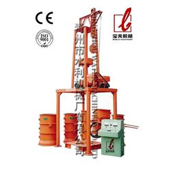 悬辊式水泥管设备操作说明-水泥管设备-青州水利机械厂图片