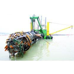 挖泥船|水利机械厂(在线咨询)|绞吸式挖泥船图片