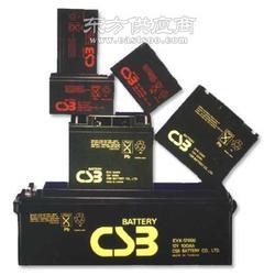 CSB电池GP12100012V100AHCSB蓄电池图片