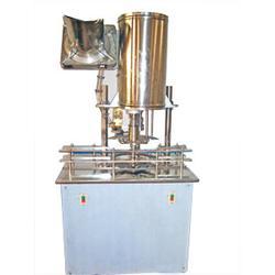东莞旋盖机,专业油桶旋盖机,鸿昇啤酒旋盖机厂家图片