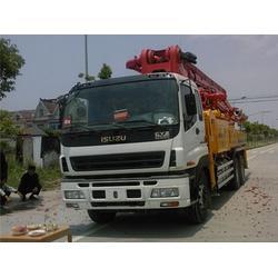 混凝土泵车租赁地址|鼎恒设备租赁|临沂混凝土泵车租赁图片