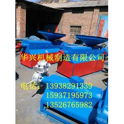 江苏塑料造粒机 华兴颗粒机生产 塑料造粒机厂家免费培训图片