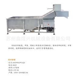 洗菜机厂家、洗菜机、鑫煜兴机械设备图片