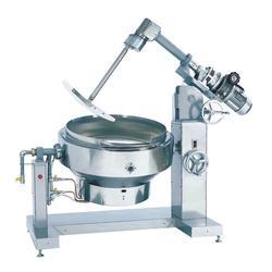 搅拌炒锅、燃气搅拌炒锅、中央厨房设备图片