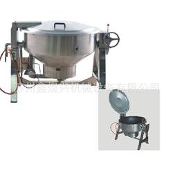 燃气炒锅、苏州可倾式燃气炒锅、中央厨房设备设备图片