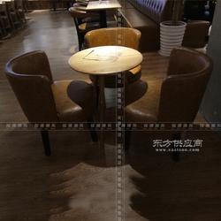 供应冰淇淋店椅子/实木椅子/餐椅定做图片