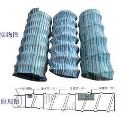 弹簧式透水软管多少钱一米、弹簧式透水软管、盛林橡塑图片