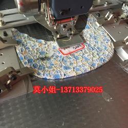 不用手扶帽舌跑线帽机,星驰针车城工厂(已认证),帽机图片