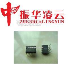 DIP-8封装CRM8038内置600V功率开关MOSFET图片