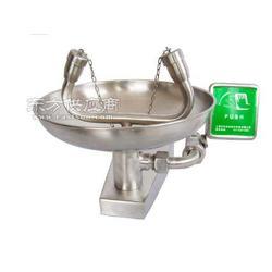 壁挂式洗眼器 304不锈钢材质图片