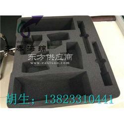 仪器包装防震海绵礼盒内托海绵图片