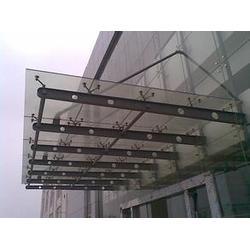 不锈钢玻璃雨棚|不锈钢|嘉亿建材款式多(查看)图片
