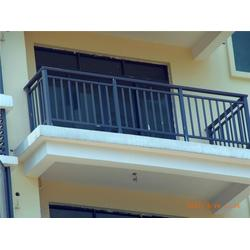 锌钢阳台护栏安装,武汉锌钢阳台护栏,万福源商贸(图)图片