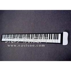 博锐手卷钢琴手卷电子琴厂家供应图片
