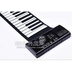 供应博锐品牌手卷钢琴定制礼品手卷钢琴图片