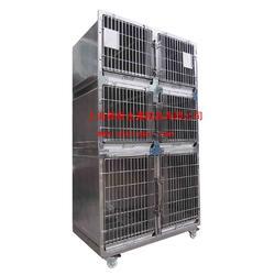不锈钢笼,不锈钢动物笼,不锈钢寄养笼/展示笼/住院笼图片