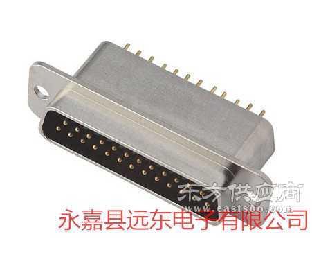 高性能D型滤波连接器