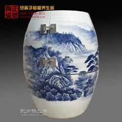 708岩宝石养生瓮 负离子陶瓷养生瓮图片