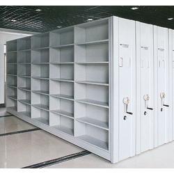 手动密集柜多少钱一组_鸣远家具(已认证)_手动密集柜图片