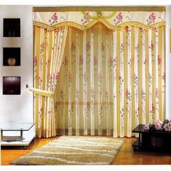 新款布藝窗簾,國中窗簾,布藝窗簾圖片