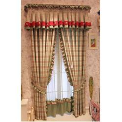 湖北窗帘-武汉国中纺织-百叶窗帘图片