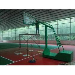 定制篮球架球场草坪-优质-福田区定制篮球架图片
