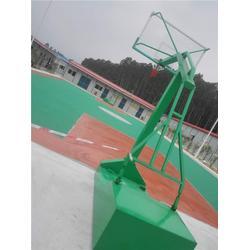 足球门丙烯酸球场,云安县丙烯酸球场,绅道体育,优质(查看)图片