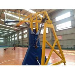 移动箱式篮球架厂家、榄核篮球架厂家、优质品质图片