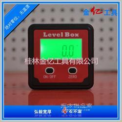 带背光大屏显示 绝对水平测量宽温区迷你倾角盒图片