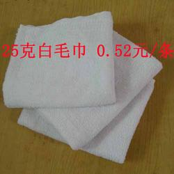 柔软吸水白毛巾,毛巾,依笑毛巾图片
