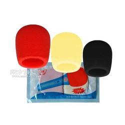带槽话筒罩海绵罩 咪罩加厚高密度话筒套 麦克风套图片