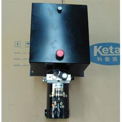 鞍山牵引式升降机液压单元厂家|科泰液压(在线咨询)图片