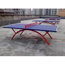 乒乓球台供应,中原区乒乓球台,众强健身器材厂图片