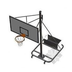 兰州 篮球架,篮球架尺寸,众强健身器材厂图片
