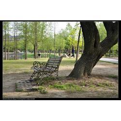 拉萨 长椅,休闲长椅,众强健身器材厂图片