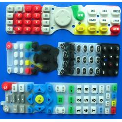 华南优秀供应厂家,硅胶按钮定制,硅胶按钮图片