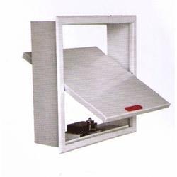 板式排烟口安装,湛江板式排烟口,远达通风设备图片