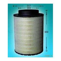 供应21010256沃尔沃空气滤芯图片
