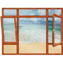 平开上悬窗画法、槐荫平开上悬窗、朝阳断桥铝(查看)图片