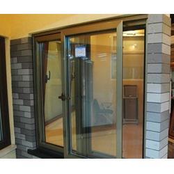 历城区中式断桥铝门窗-济南朝阳专业可靠-中式断桥铝门窗工程图片