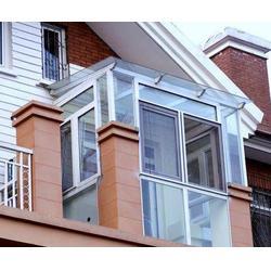 60系列断桥铝门窗厂家-济南朝阳断桥铝门窗图片
