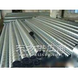 不锈钢煤矿用管/复合螺旋风管图片