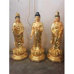 鼎丰铜雕、纯铜菩萨佛像、甘肃菩萨佛像图片
