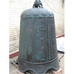 陕西寺庙铜钟-寺庙铜钟-鼎丰铜雕图片
