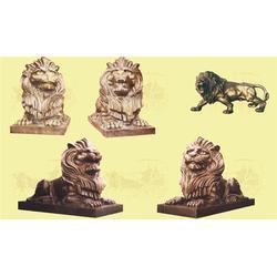 唐县铜狮子摆件|铜狮子摆件|鼎丰铜雕图片