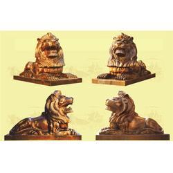 鼎丰铜雕(图)_公园铜雕狮子_廊坊铜雕狮子图片
