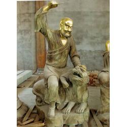 鼎丰铜雕_十八罗汉佛像_河南十八罗汉佛像图片