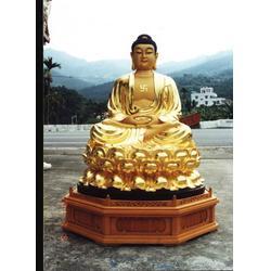 寺庙供奉佛像铸造_四川佛像铸造_鼎丰铜雕图片
