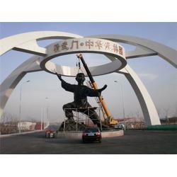 纪念馆城市铜雕,鼎丰铜雕,湖北城市铜雕图片